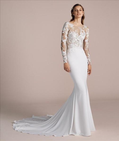 novia   baena   la sposa   vainise bodas   madrid - vestidos de