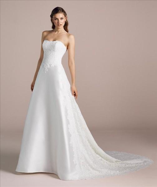 novia   bering   la sposa   vainise bodas   madrid - vestidos de
