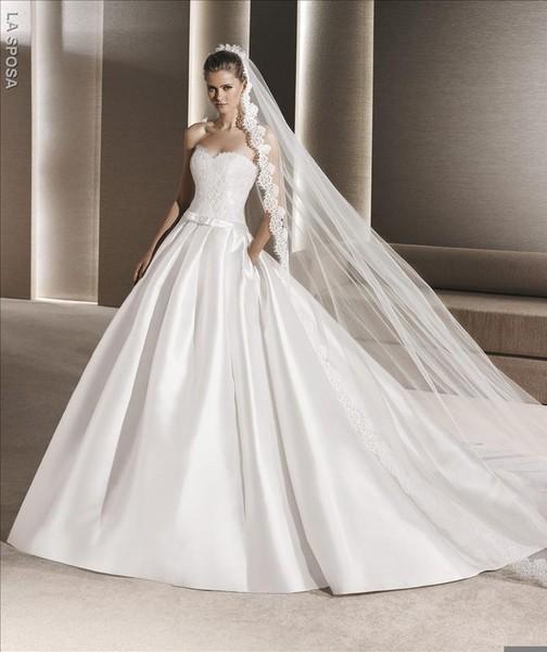 novia   ruperta   la sposa   vainise bodas   madrid - vestidos de