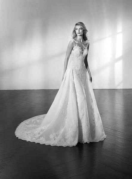 novia | zenae | san patrick | vainise bodas | madrid - vestidos de