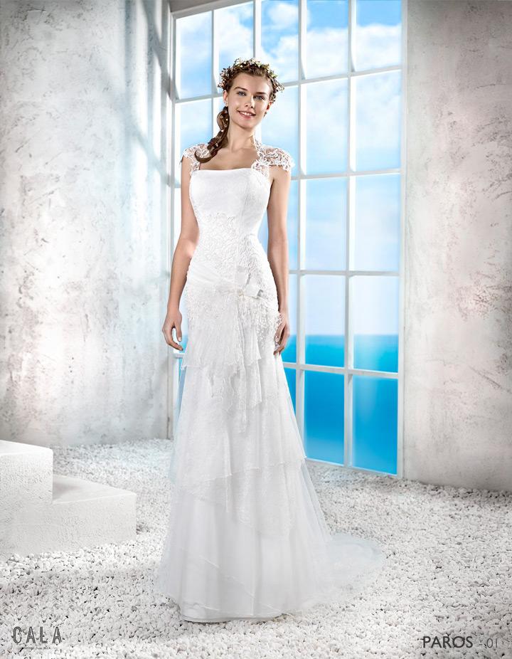 Vestidos de novia ibicencos madrid